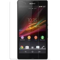 Sony Xperia Z Ön Ekran Koruyucu (Parlak) 3 Adet