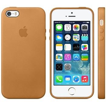 Mf041zm Apple İphone 5s Kılıf Kahve