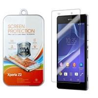 Xperia Z2 Kırılmaz Cam Ekran Koruyucu