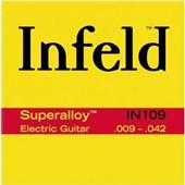 Thomastik Infeld Gitar Aksesuar Elektro Superalloy Tel In109 31639856
