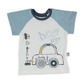 Bibaby Cars Tshirt Petrol 9 Ay 22343204