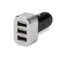 Ednet 3 Girişli 18V USB Araç Şarj Adaptörü(ED-84119)