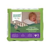 Seventh Generation Bebek Bezi 5 Gece Boyu 12, 2kg ve üstü 20 Adet