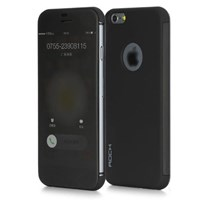 Microsonic Rock Dr.v Iphone 6 Invisible Smart Uı Transparent Kılıf Black