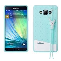 Fabitoo Samsung Galaxy A7 Candy Kılıf Turkuaz
