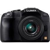 Panasonic DMC-G6X + 14-42mm Lens