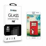 Eiroo LG L70 Tempered Glass Cam Ekran Koruyucu