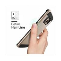 Verus Samsung Galaxy S6 Edge Case Verge Series Kılıf - Shine Gold