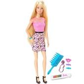 Mattel Barbie Gökkuşağı Renkli Saçlar