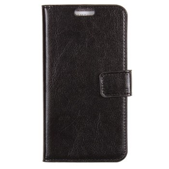 xPhone HTC Desire 510 Cüzdanlı Kılıf Siyah MGSKTUVY359