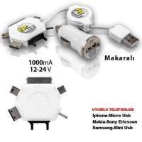 For mix Cep Telefonu Seyahat Şarj Cihazı OZY01475