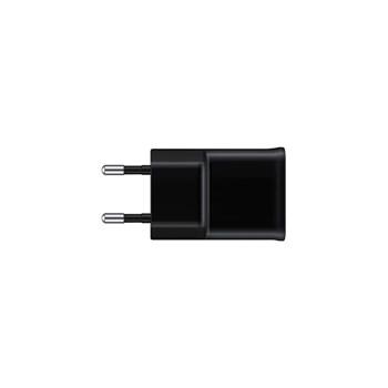 SAMSUNG TRAVEL ADAPTER MICRO USB SİYAH SEYAHAT ŞARJI