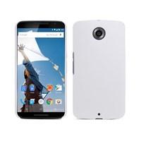 Microsonic Premium Slim Motorola Nexus 6 Kılıf Beyaz