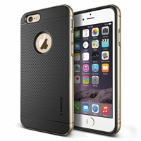 Verus iPhone 6 Plus/6S Plus Case Iron Shield Series Kılıf - Renk : Gold