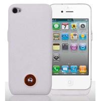 PowerCase iPhone 4 Şarjlı Kılıf Beyaz MGSACEVMV25
