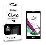 Eiroo LG G4c Tempered Glass Cam Ekran Koruyucu