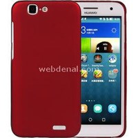 Premium Slim Huawei Ascend G7 Kılıf Kırmızı