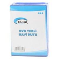 Elba Pl-221d Tekli Mavi Renkli Standart Dvd Kutusu