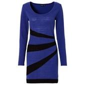 Bodyflirt Örgü Elbise - Lila 31923533