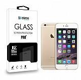 Eiroo iPhone 6 Plus / 6S Plus Tempered Glass Cam Ekran Koruyucu