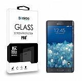 Eiroo Samsung Galaxy Note Edge Tempered Glass Cam Ekran Koruyucu