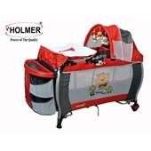Holmer Maxi Comfort Coolstyle Alüminyum Oyun Parkı
