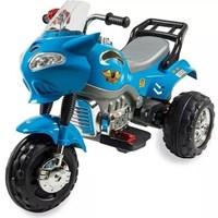 Aliş 404 Mavi Turbo Go Way Akülü Motorsiklet
