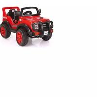 Dolu 61536 Nitro Jeep Kırmızı Akülü Araba