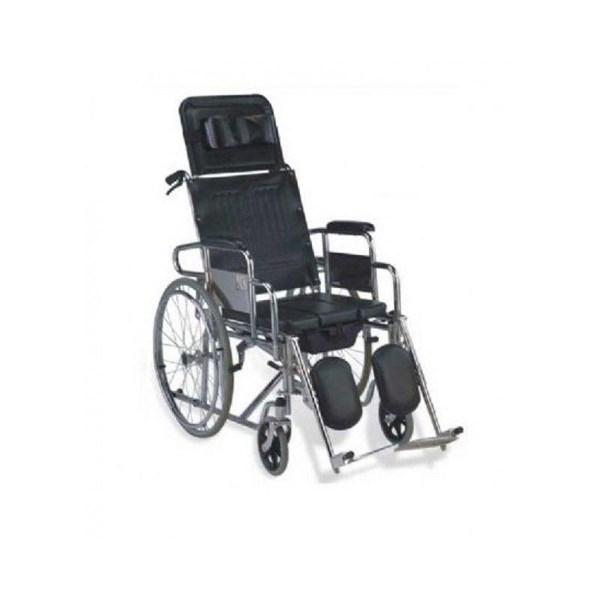 Freely 608Gc Manuel Lazımlıklı Tekerlekli Sandalye