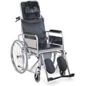 Freely 609Gc Manuel Lazımlıklı Tekerlekli Sandalye
