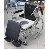 Fs681 Kifidis-Q Tuvaletli Katlanabilir Tekerlekli Sandalye