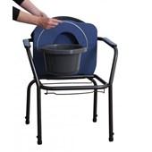 Hasta Tuvalet Sandalyesi ( Fransız İthal Herdegen Marka )
