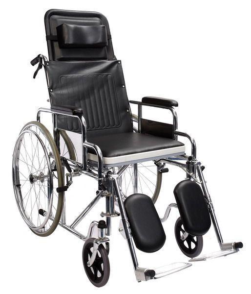 IdealMed Sırtı Yatar Klozetli Tekerlekli 528