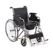 Leo 280 WC Aparatlı 6 Tekerlekli Tekerlekli Sandalye