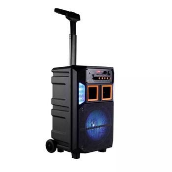 Zore SP-1201 With FM Radio Bluetooth Speaker