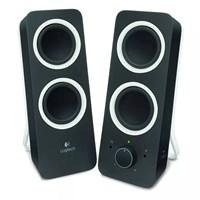 Logitech Z200 980-000810 10W 1+1 Speaker Siyah