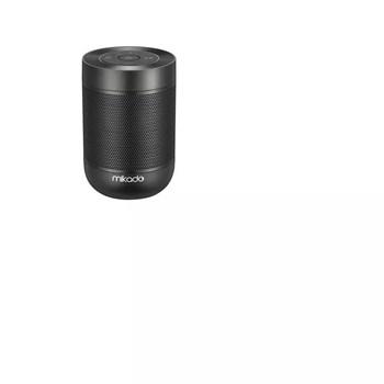 Mikado MD-X26M Waves Mini 5W Su Geçirmez Siyah Bluetooth Speaker
