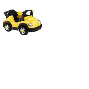 Baby Hope W431R Sarı Akülü Araba