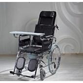 Turmed TM-H-8013 Lazımlıklı Özellikli Tekerlekli Sandalye
