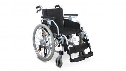 Turmed TM-H-8019 Alüminyum Tekerlekli Sandalye
