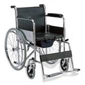 Wicromed WM608 Klozetli Tekerlekli Sandalye
