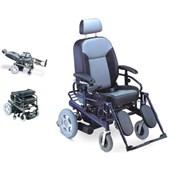 Wollex W122 Akülü Tekerlekli Sandalye