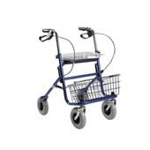 Wollex W314 Tekerlekli Yürüteç Kalın Teker
