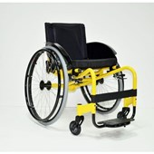 Wollex W737 Aktif Tekerlekli Sandalye Amortisörlü (38Cm